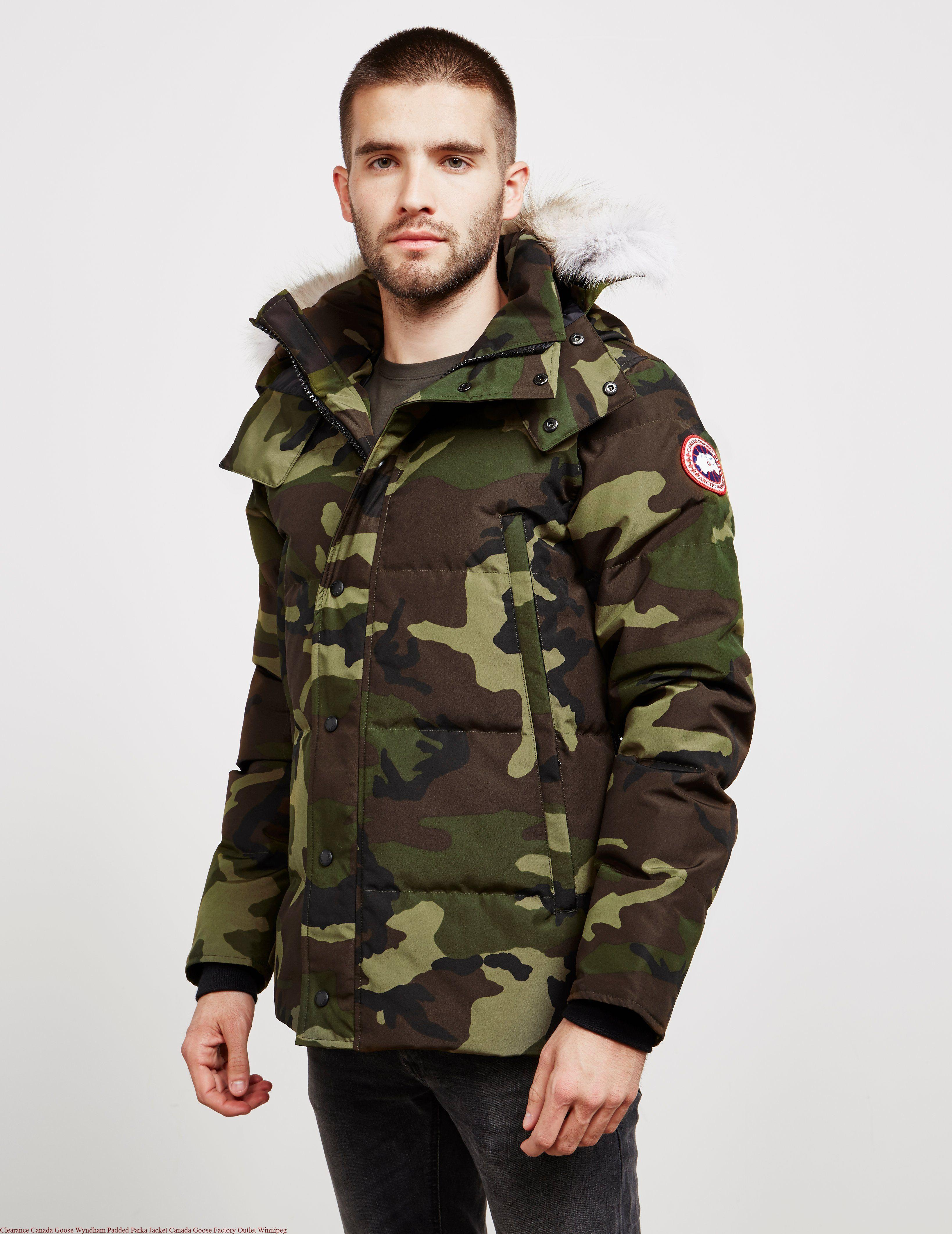 canada goose winnipeg factory address