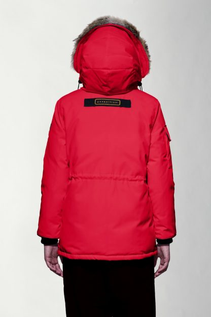 8f756e7ea Perfect Quality Red Canada Goose Parkas Expedition Parka Fusion Fit Canada  Goose Outlet Hong Kong 4660LA